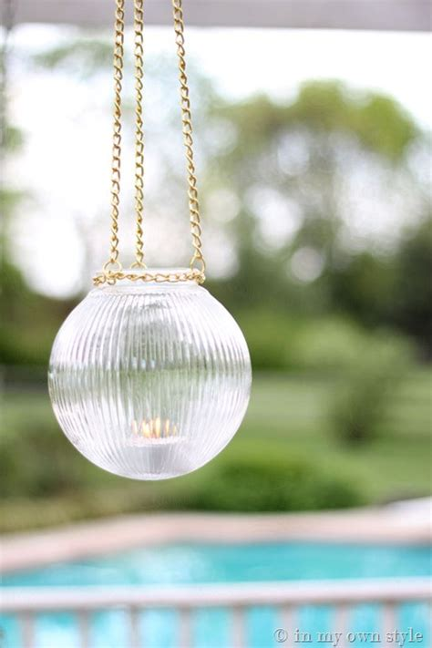outdoor globe lights 10 one day garden projects anyone can do the in