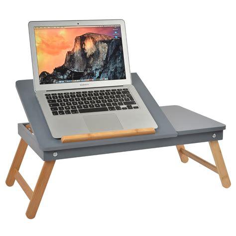 chaise bureau grise table ordinateur nomade grise la chaise longue