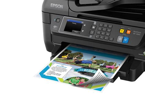 We are here to help you to find complete information about full features driver and software. Epson WorkForce WF-2660 All-in-One Printer | Inkjet ...