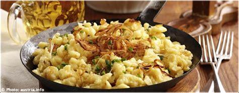 recette cuisine allemande spätzle au fromage recette bavaroise des käsespätzle