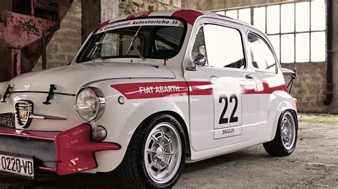 Wicked Garden by Fiat Abarth 850 Tc Quot Shift Quot Auto Moto Magazin Youtube