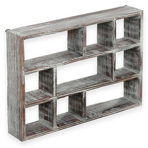 Shadow Box With Shelves Amazoncom