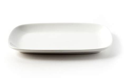 rectangle coupe tapas plate eventhaus rentals