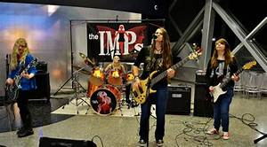 Get to Know The Imps, a Local All Teen Girl Band