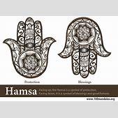 Hamsa Symbols |...