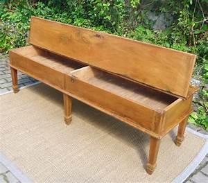 Table Basse Longue : longue table basse ancienne en teck ~ Teatrodelosmanantiales.com Idées de Décoration