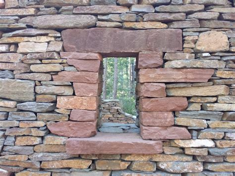 dry stack stone walls retaining walls building tips