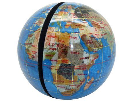 serre livres globe terrestre turquoise nacr 233 15 cm