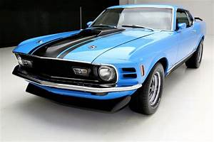1970 Ford Mustang Mach I Extensive Restoration