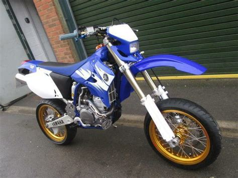 yamaha wr 450 f wrf 2005 supermoto enduro road mx motocross green in milton