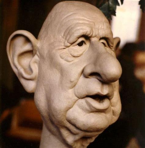 puppet statue sculpture caricature