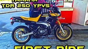 Yamaha Tdr 250 : yamaha tdr 250 first ride youtube ~ Medecine-chirurgie-esthetiques.com Avis de Voitures