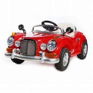 Voiture Enfant Vintage : pembury trading e128r vintage roadster 12v voiture ~ Teatrodelosmanantiales.com Idées de Décoration
