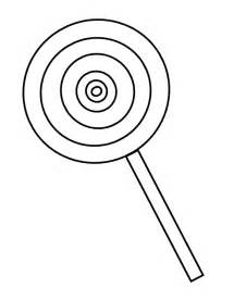 lollipop candy coloring page cookie coloring pages coloring - Lollipop Coloring Pages Printable