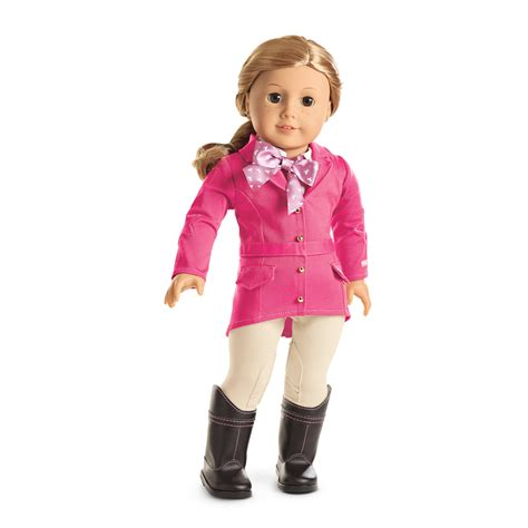 Pretty Pink Riding Outfit | American Girl Wiki | Fandom powered by Wikia