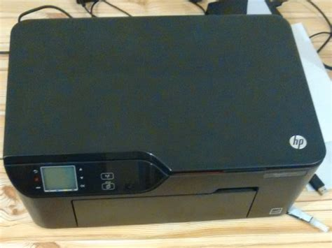 Hp Deskjet 3520 Printer Help by All In One Printer Deskjet Hp 3520 Black For Sale In