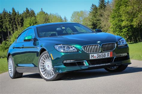 2015 Bmw Alpina B6 Xdrive Gran Coupe Price, Specs