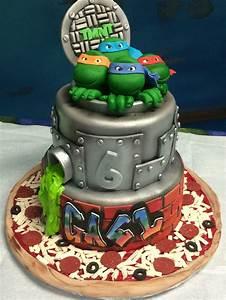241 best TM Ninja Turtle Cakes images on Pinterest | Ninja ...