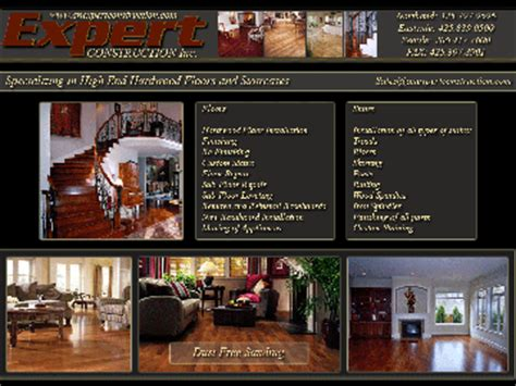 expert construction seattle hardwood flooring ads