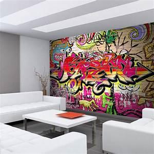 Graffiti Für Kinderzimmer : vlies fototapete 350x245 cm premium plus wand foto tapete wand bild vliestapete kinderzimmer ~ Sanjose-hotels-ca.com Haus und Dekorationen