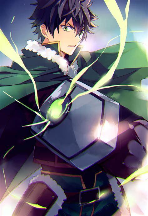 animepopheart naofumi rising   shield hero