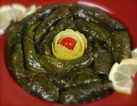 stuffed swiss chard leaves taste  beirut