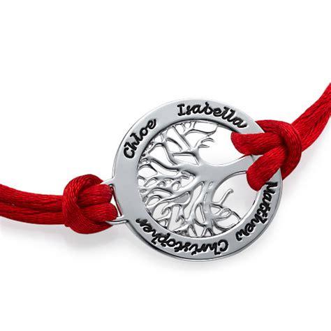 bracelet arbre de vie en argent moncollierprenom