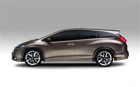 Honda Civic Tourer Concept 2018 Widescreen Exotic Car