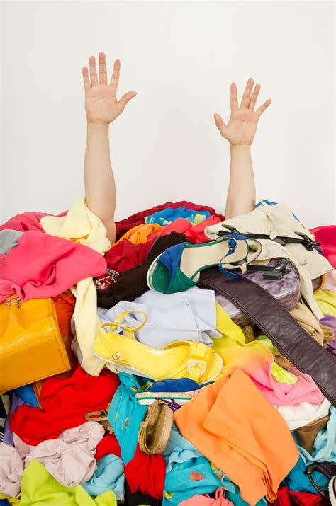 How cleaning out your closet can open up your life - becky ...