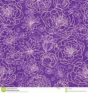 Purple Flower Pattern Background   www.imgkid.com - The ...