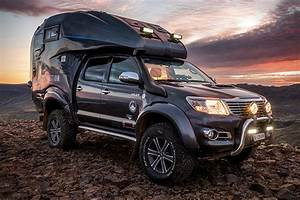Toyota Hilux 2017 : toyota hilux expedition v1 camper hiconsumption ~ Medecine-chirurgie-esthetiques.com Avis de Voitures