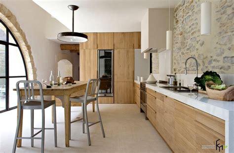 100 лучших идей дизайна деревянной кухни  Интерьер кухни