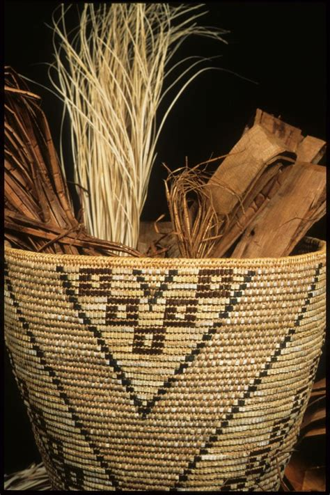 basket  elaine emerson colville weaver  weaving
