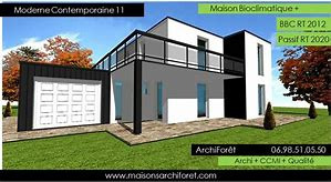 HD wallpapers maison contemporaine toiture zinc 61designdesign.cf