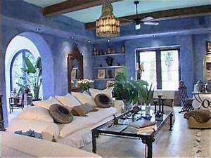 tips for mediterranean decor from hgtv hgtv With interior paint mediterranean colors
