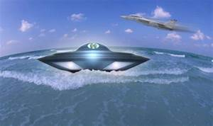 'Police swoop and plane scrambled' after bizarre UFO ...