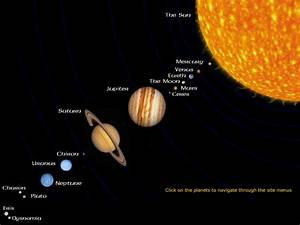 Printable Solar System Maps (page 2) - Pics about space