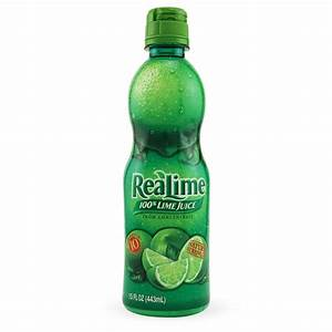 ReaLime 100% Lime Juice From Concentrate - 15 oz