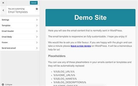 Activation Email Template by How To Add Beautiful Email Templates In