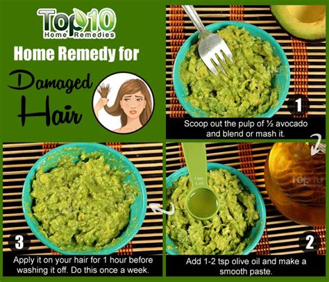 home remedies for damaged hair home remedies for damaged hair top 10 home remedies