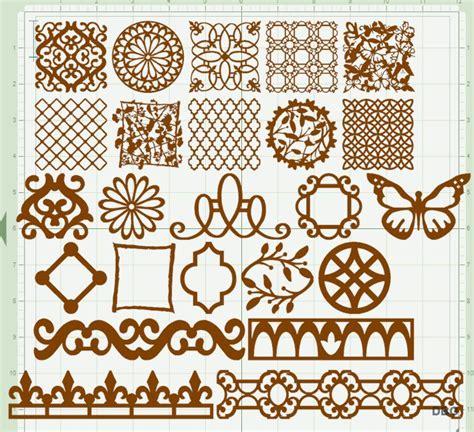 images  cricut paper lace  pinterest