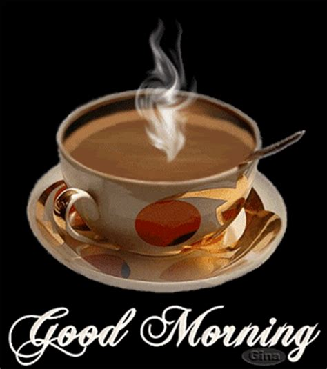 Good morning gif for whatsapp are available here in which you will find animated stuff of tea, coffee, flowers, butterflies, sunrise and many more. Coffee with extra love-Buddhism