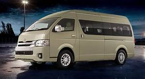 Toyota Hiace Commuter 3 0 Mt 2018  Philippines Price  U0026 Specs