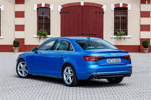 2017 Audi A4 Luxury Sedan Redesign Hd 1