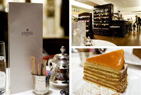 demel  viennese sweets shop   plaza hotel
