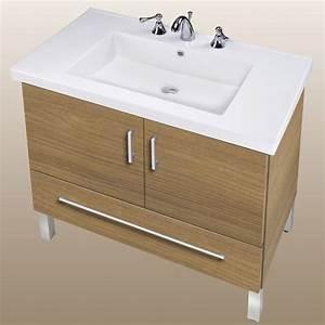 Bathroom vanities daytona 303939 two doors and one bottom for Bathroom vanity with bottom drawer