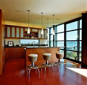 City View Residence - Contemporary - Kitchen - seattle