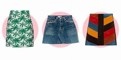 Skirts Mini Line Flatter