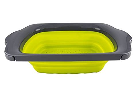 Collapsible The Sink Colander by Collapsible Kitchen Colander The Sink Kitchen