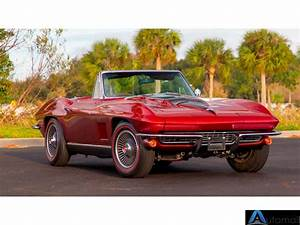 1967 Chevrolet Corvette Convertible 4